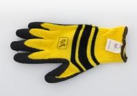 VEGA work gloves yellow